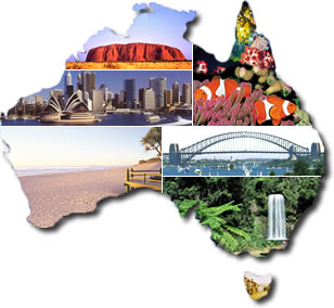 A to Z Guide to Australia